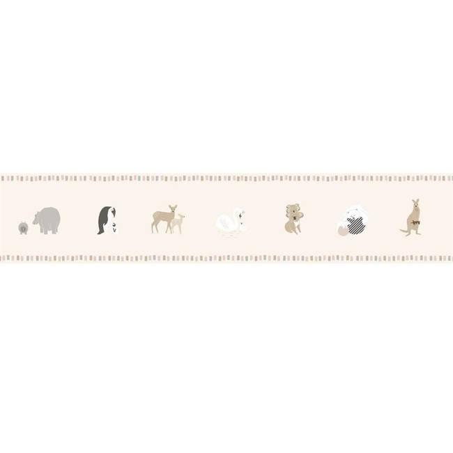 Border ścienny ICH Wallpaper 7504-3 Noa