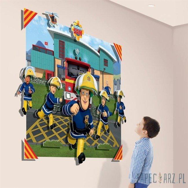 Dekoracje ścienne 3D Walltastic Spider-Man 44609