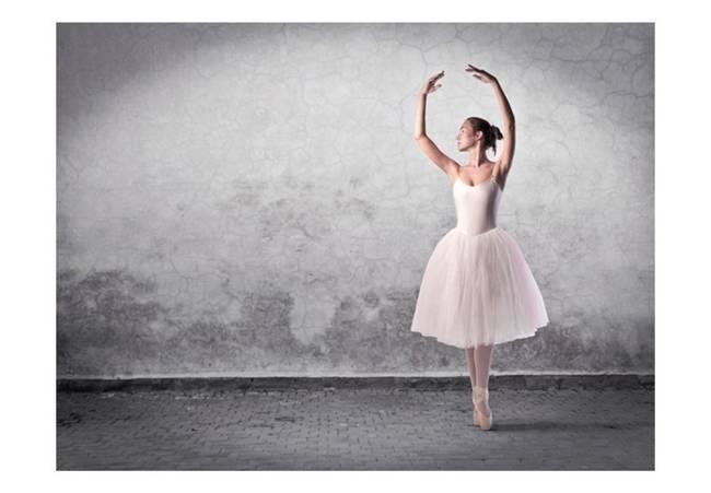 Fototapeta - Baletnica niczym z obrazu Degas