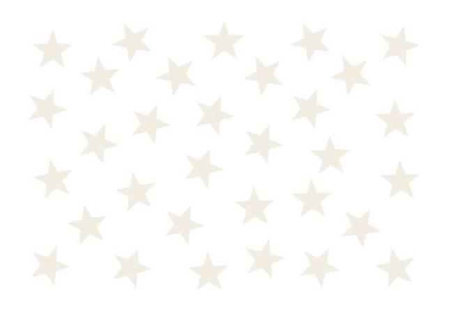 Fototapeta - Beżowa gwiazda