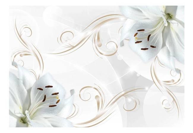 Fototapeta - Białe tancerki