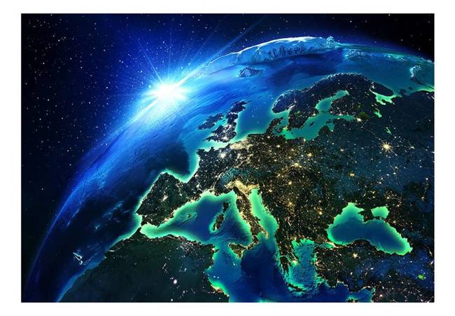 Fototapeta - Błękitna planeta