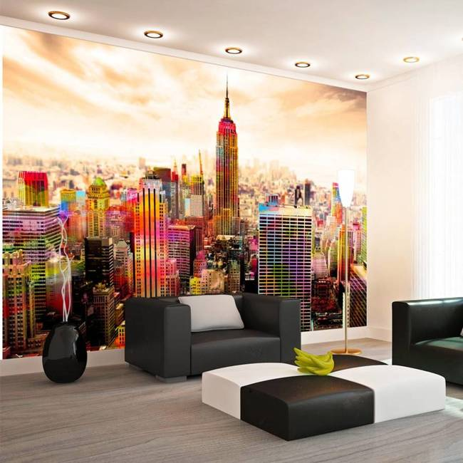 Fototapeta - Colors of New York City III