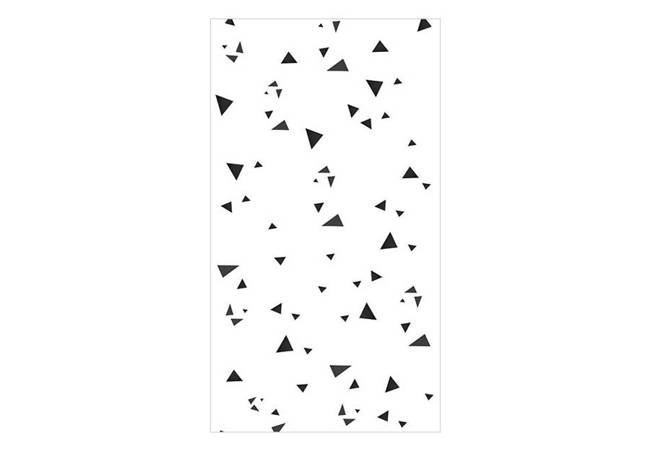 Fototapeta - Deszcz trójkątów