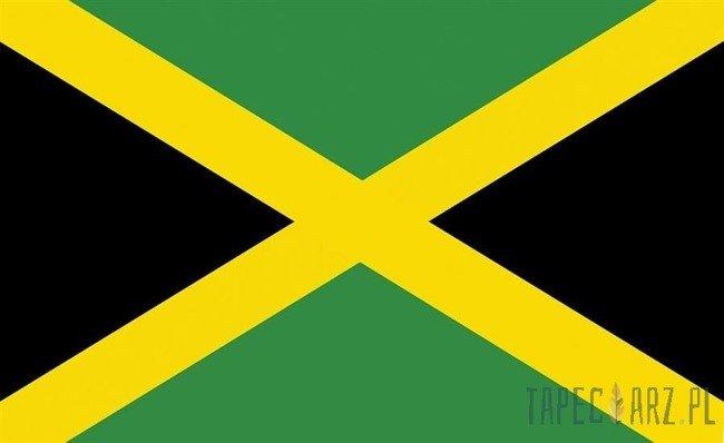 Fototapeta Flaga Jamajki 478