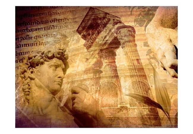 Fototapeta - Grecki kolaż