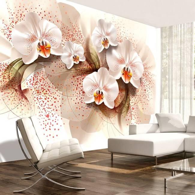 Fototapeta - Herbaciane orchidee