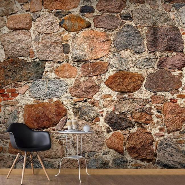 Fototapeta - Kamienny artyzm
