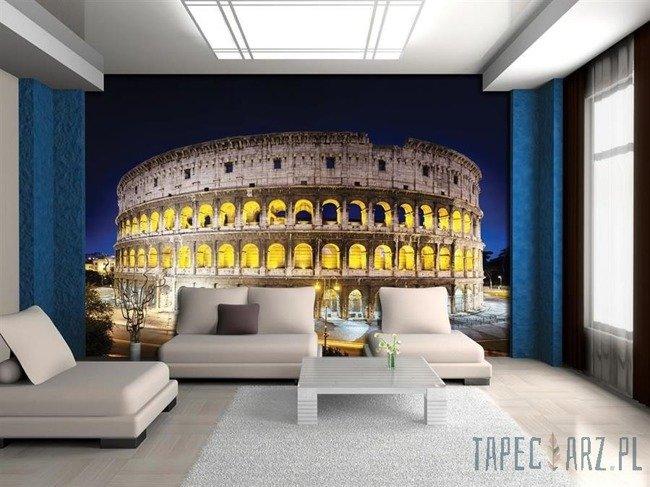 Fototapeta Koloseum nocą 3396