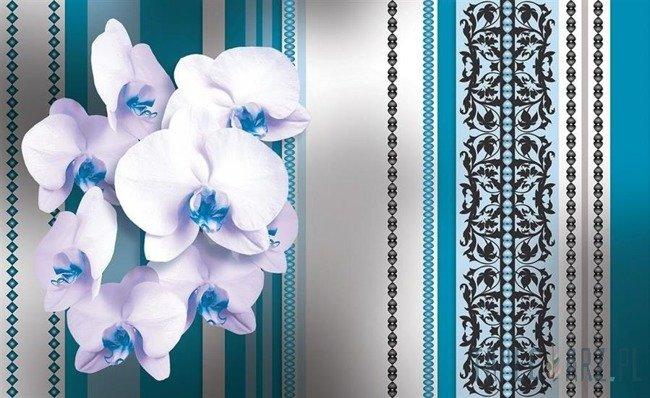 Fototapeta Kwiatowe ornamenty 1284