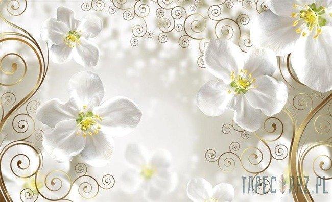 Fototapeta Kwiatowy ornament 2891