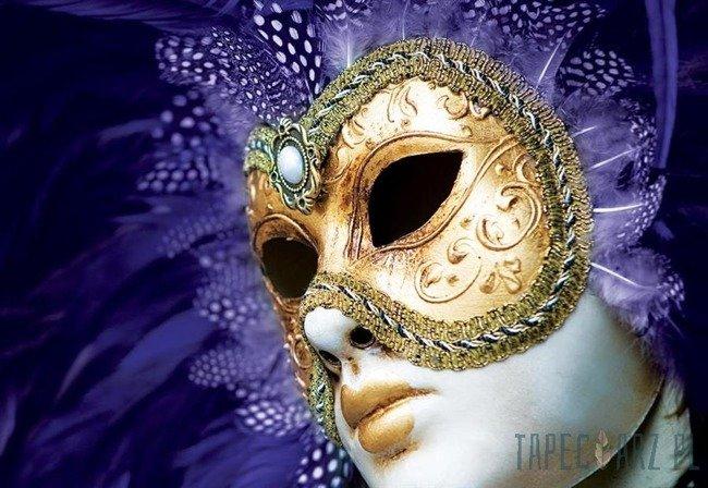 Fototapeta Maska z Wenecji 408