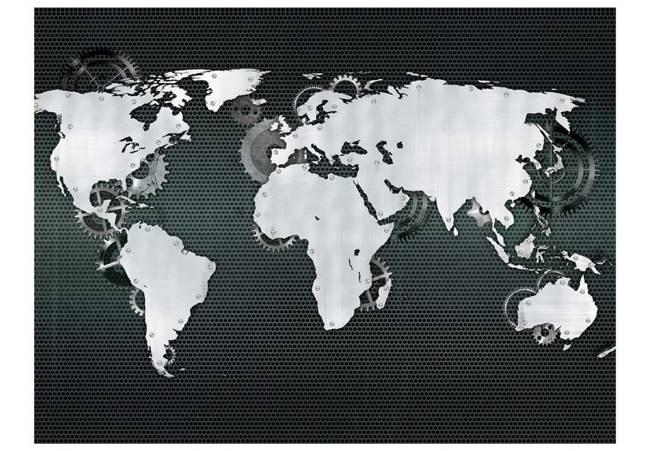 Fototapeta - Mechanical World