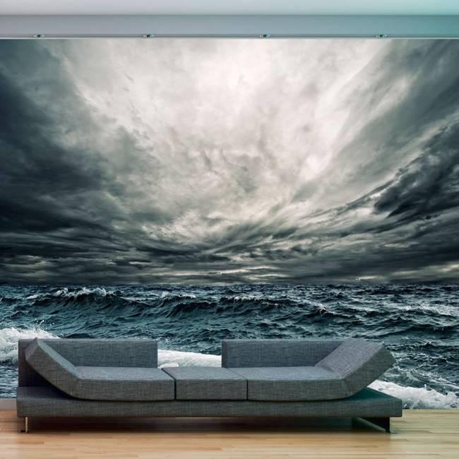 Fototapeta - Ocean waves
