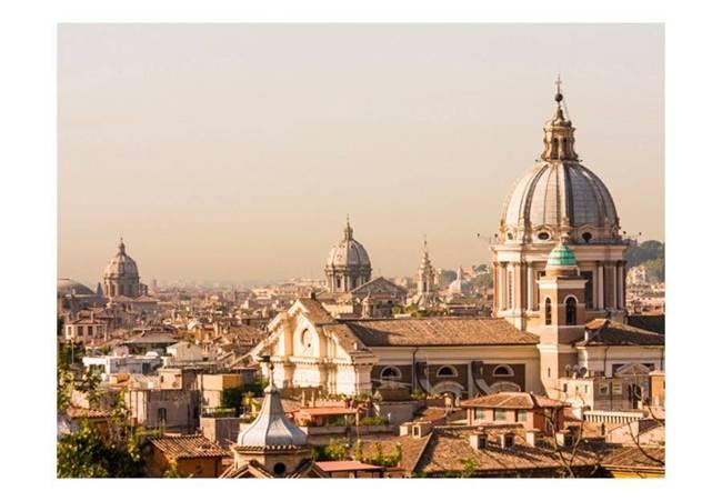 Fototapeta - Rzym - widok z lotu ptaka