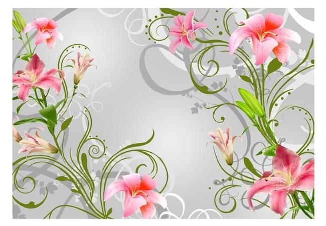 Fototapeta - Subtelne piekno lilii III