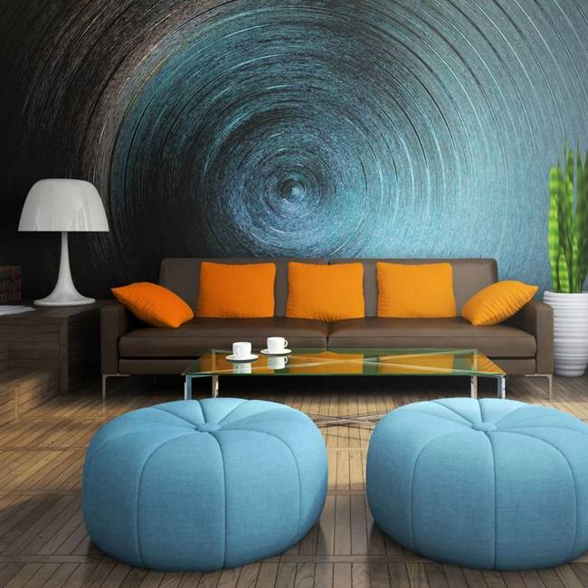 Fototapeta - Water swirl