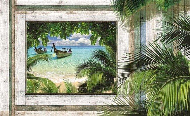 Fototapeta Widok na plażę 1224