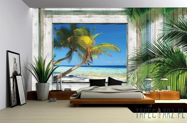 Fototapeta Widok na plażę 1226
