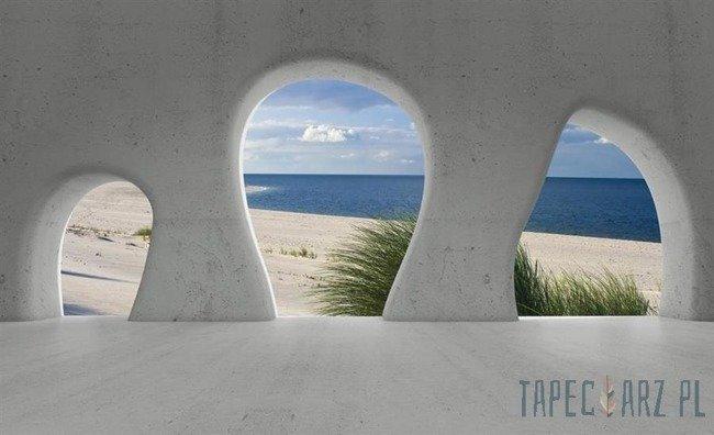 Fototapeta Widok na plażę 2824