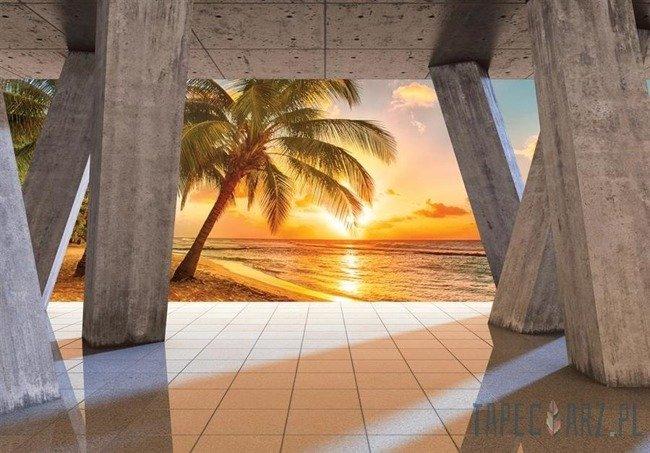 Fototapeta Widok na tropiki 3646
