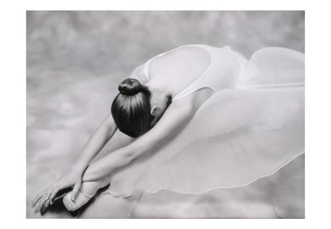 Fototapeta - fotografia: baletnica