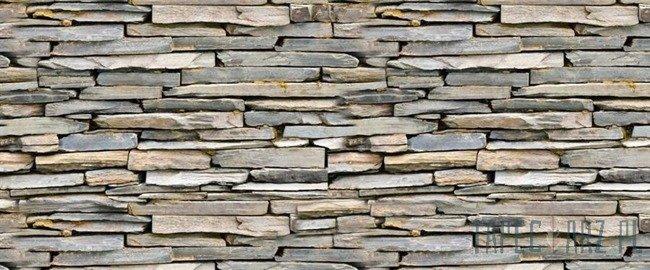 Fototapeta na flizelinie Kamień elewacyjny 521VEP