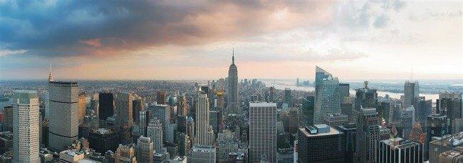 Fototapeta na flizelinie Nowy Jork 448VEE