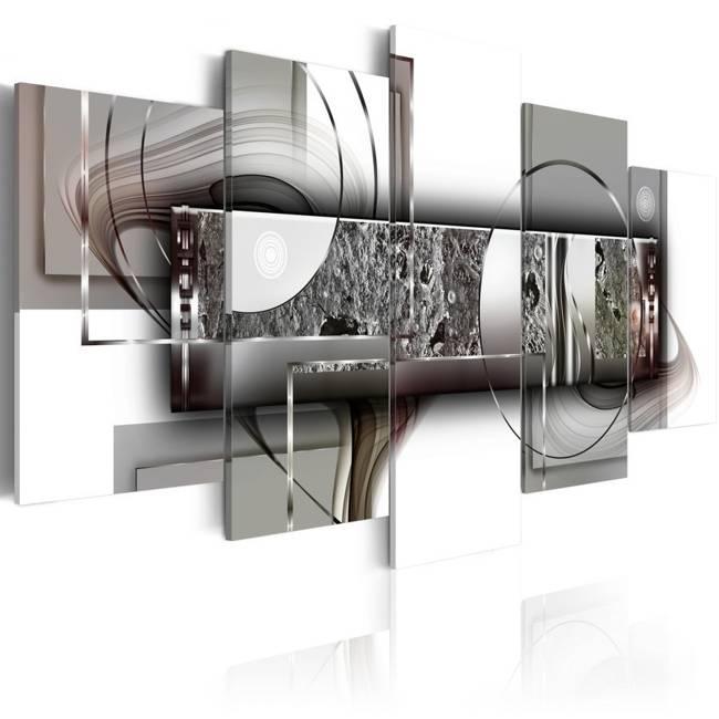 Obraz - Abstrakcyjna struktura