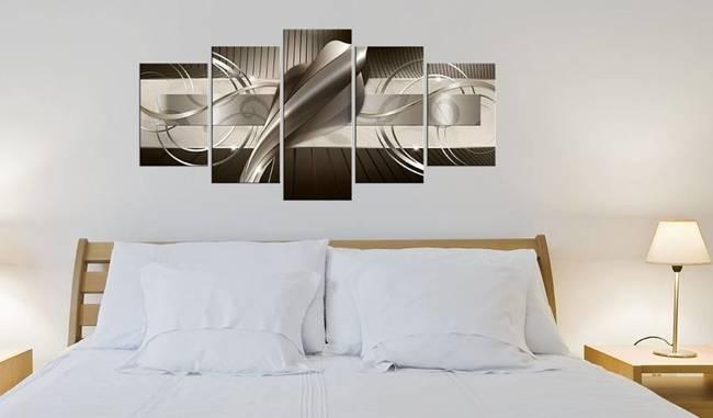 Obraz - Brązowa kobra