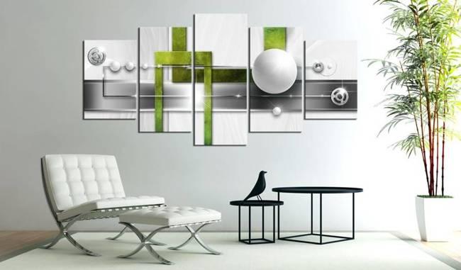 Obraz - Estetyka geometrii