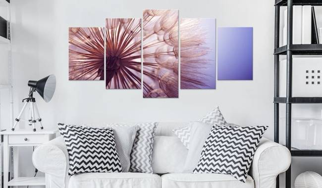 Obraz - Fioletowe olśnienie