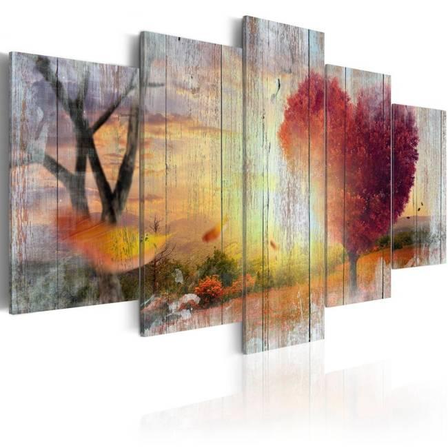 Obraz - Jesień zakochanych