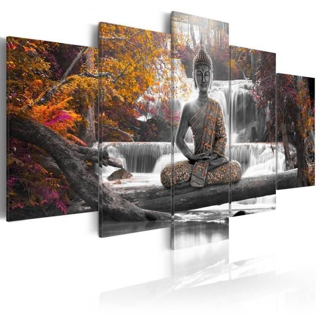 Obraz - Jesienny Budda