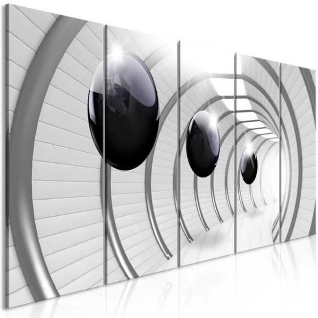 Obraz - Kosmiczny tunel (5-częściowy) wąski