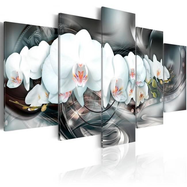 Obraz - Magiczna orchidea