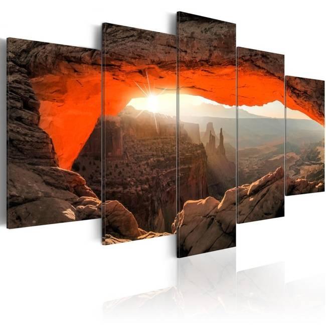 Obraz - Mesa Arch, Park Narodowy Arches, USA