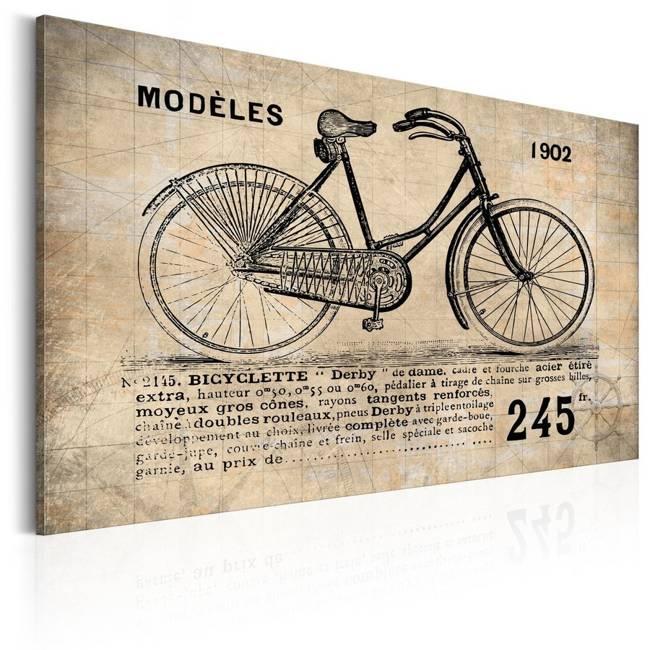 Obraz - N° 1245 - Bicyclette