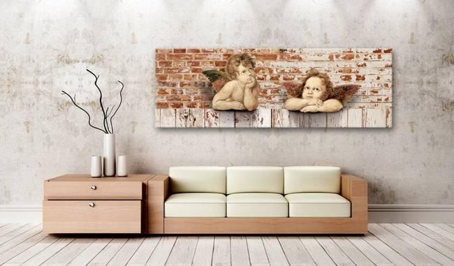 Obraz - Odpoczynek aniołów
