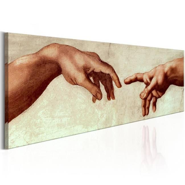 Obraz - Palec Boży