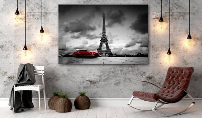Obraz - Paryskie podróże