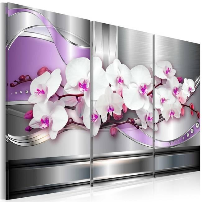 Obraz - Pieśń orchidei