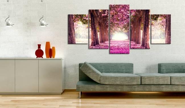 Obraz - Podążaj za pięknem