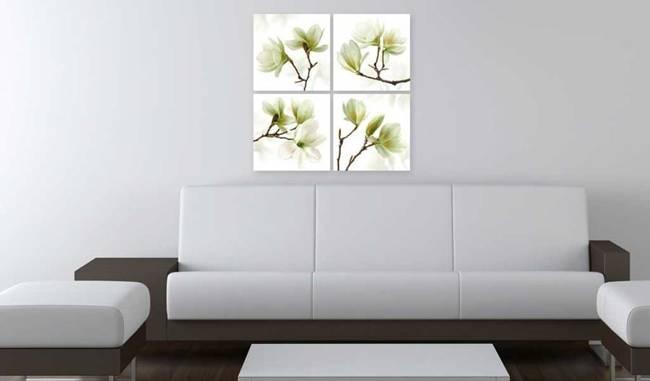 Obraz - Podziw magnolii