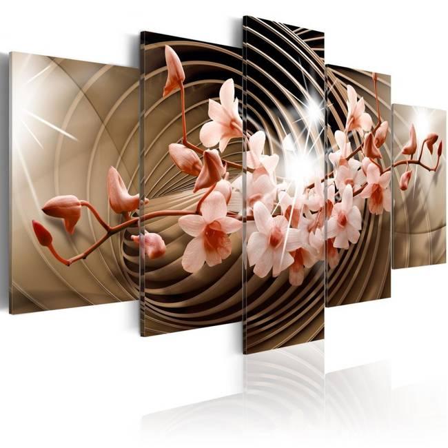 Obraz - Pustynna spirala