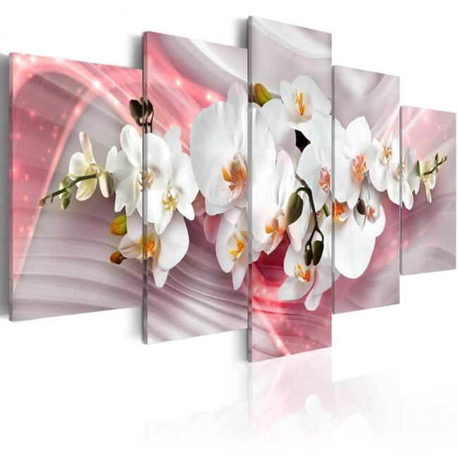 Obraz - Różowa łuna