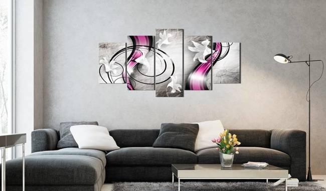 Obraz - Taniec lilii