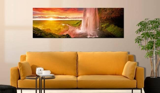 Obraz - Wodospad Seljalandsfoss