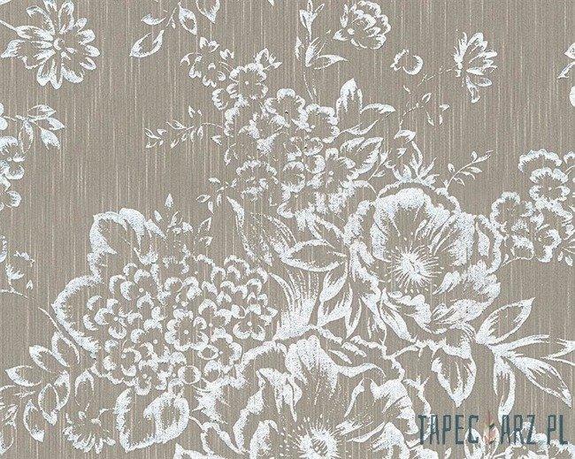 Tapeta ścienna AS Creation 30657-4 Metallic Silk