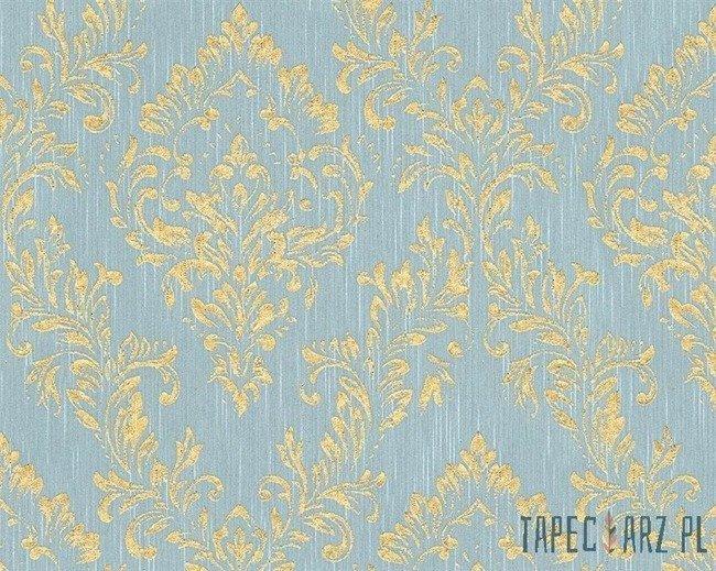 Tapeta ścienna AS Creation 30659-5 Metallic Silk
